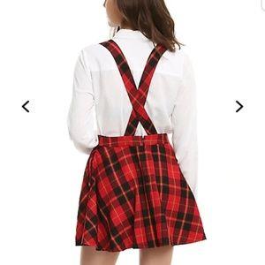 93c76d74d9 Hot Topic Skirts | Size 16 Harry Potter Gryffindor Skirt | Poshmark